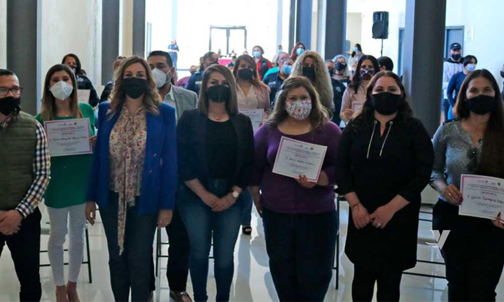 Reconoce XXIII Ayuntamiento de Tecate a mujeres sobresalientes del municipio