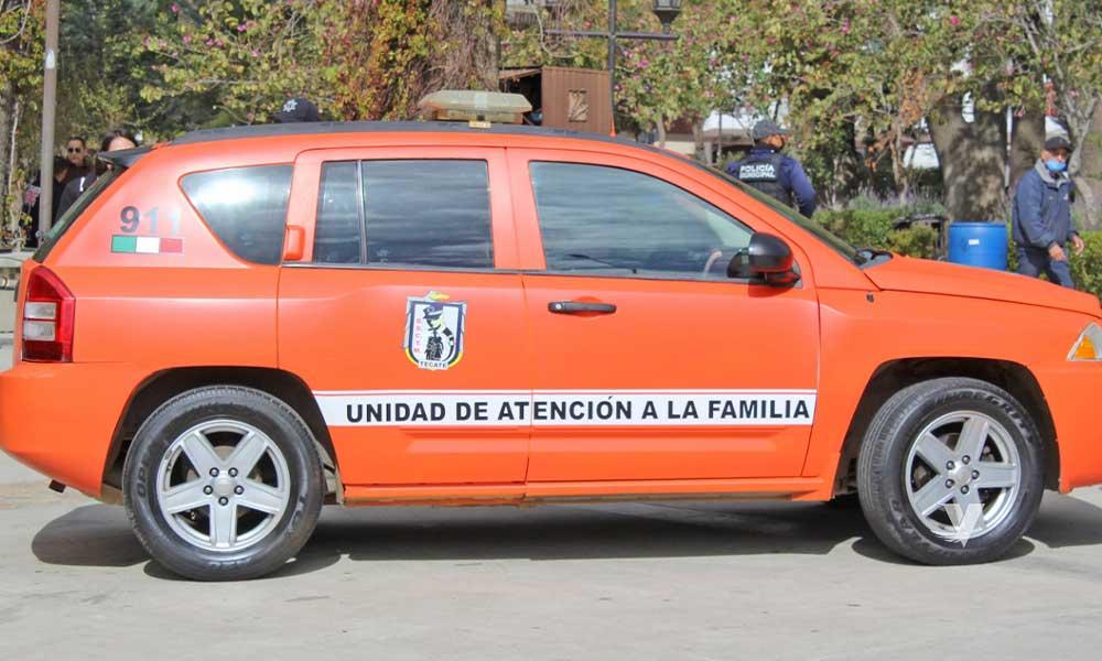 """Entrega el XXIII Ayuntamiento de Tecate,  """"Unidad Naranja"""", para la protección de violencia hacia la mujer y su familia"""