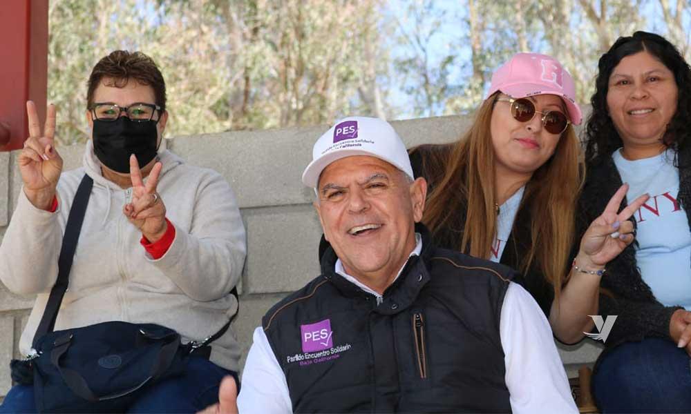 Más y mejores espacios deportivos para Tecate, Alfredo Ferreiro