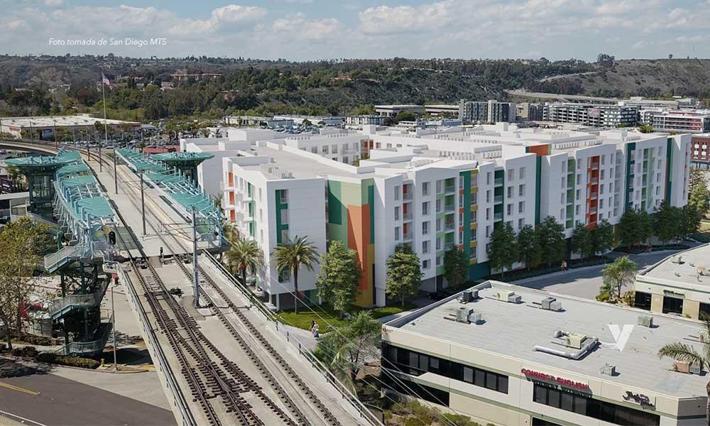 Anuncian desarrollo de viviendas en la estación de trolley de Grantville
